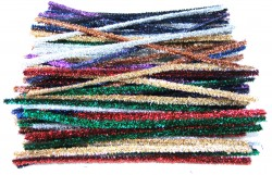 Lurex Pipe Cleaners | Hewitt & Booth