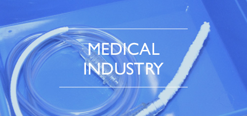 Pipe Cleaners & Flexi-Stems for the Medical Industry