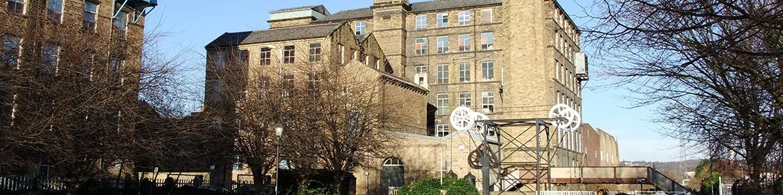 Hewitt & Booth Mill, Hiddersfield, Yorkshire, UK