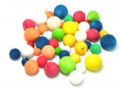 Code 117C Coloured Paper Balls
