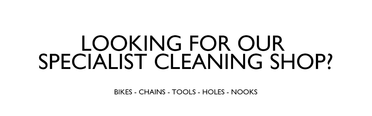 Specialist cleaning tools